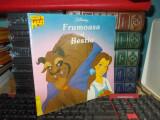 FRUMOASA SI BESTIA , COLECTIA MAXI EGMONT ROMANIA , 1993