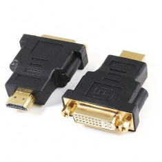 Adaptor OEM VA323G-BU HDMI tata la DVI-D mama