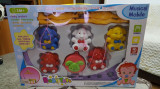 Carusel patut bebelusi muzical - Baby Toys Musical Mobile (Elefanti), Baby Mix