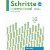 Schritte international Neu 1+2 Testtrainer mit Audio-CD Kopiervorlagen - Dagmar Giersberg