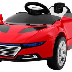 Masinuta electrica S-Turbo, rosu