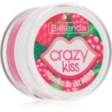 Bielenda Crazy Kiss Raspberry Unt de ingrijire a buzelor
