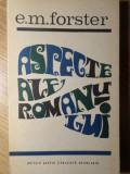 ASPECTE ALE ROMANULUI-E.M. FORSTER