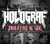 Holograf - World Full Of Lies (CD - Roton - NM)