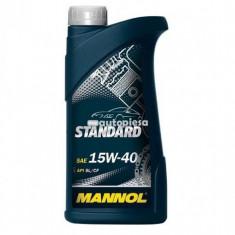 Ulei motor MANNOL Standard 15W40 1 L 23377