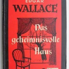Das geheimnisvolle Haus – Edgar Wallace