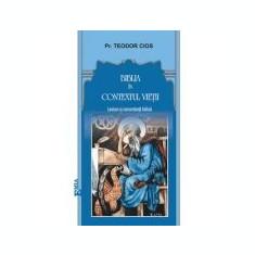 Biblia in contextul vietii. Lexicon si concordanta biblica - Teodor Cios