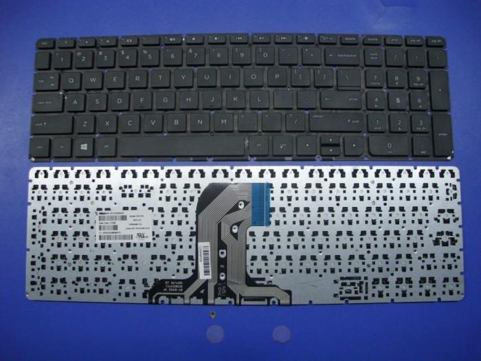 Tastatura laptop noua HP 15-AC 15-AF 250 G4 255 G4 Black (Without frame .WIN 8) US