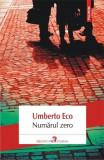 Numarul zero   Umberto Eco, Polirom