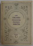 POVESTIRI , POVESTI , AMINTIRI de ION CREANGA , 1990