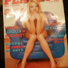 Revista playboy mai 2001