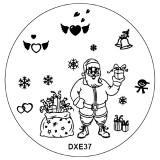 Matrita Unghii DXE37 Noapte de Vis