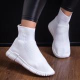 Pantofi sport Hendrina albi -rl