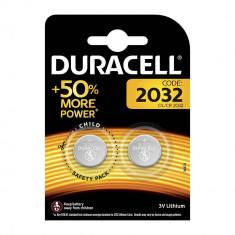 Aproape nou: Baterii Duracell Specializate Lithiu, DL/CR2032, 2 buc cod 50004349