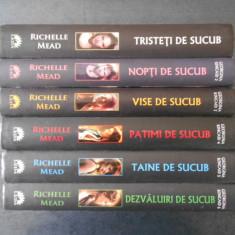 RICHELLE MEAD - TRISTETE / NOPTI / VISE / PATIMI / TAINE / DEZVALUIRI DE SUCUB