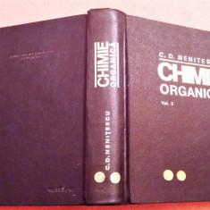 Chimie Organica. Volumul II. Editia a VII-a, 1974 - C. D.  Nenitescu
