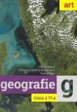 Geografie. Clasa a VI-a. Cartea elevului