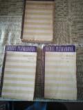 MARIE PUJMANOVA - OAMENI LA RASCRUCE / 3 volume / ESPLA 1957