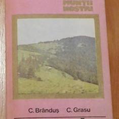 Tarcau de C. Brandus Colectia Muntii Nostri, Nr. 43 + harta