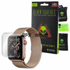 Folie protectie Alien Surface XHD Apple Watch 4 44mm - 2 bucati