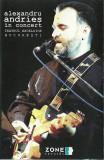 Caseta audio Alexandru Andrieș – În Concert (Teatrul Excelsior București), Casete audio