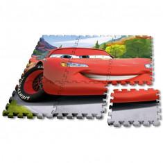 Covor puzzle Cars 9 piese SunCity EWA17625WD