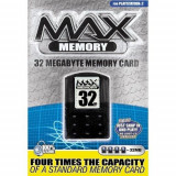 MAX Memory Card 32 MB