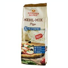 Mix de Faina pentru Pizza Fara Gluten 500gr Hammer Muhle Cod: HM843050