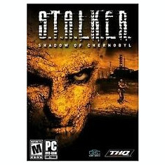 STALKER - Shadow Of Cernobyl - PC [Second hand], Shooting, 16+