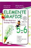 Elemente grafice 5-6 ani. Ed.2 - Alice Nichita, Mihaela Mitroi