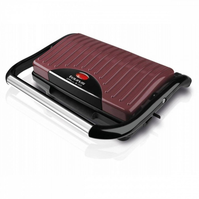 Gratar electric Taurus Grill & Co 1500W visiniu