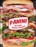 Panini, 40 best Italian recipes