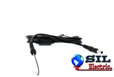 Cablu alimentare DC pt laptop Samsung 5.5x3.0 pin vechi T 1.2m 90W foto