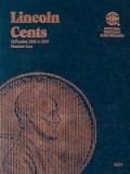 Coin Folders Cents: Lincoln, 1909-1940