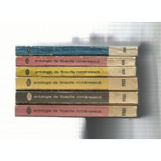AS - LOT 6 CARTI - ANTOLOGIE DE FILOSOFIE ROMANEASCA
