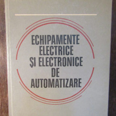 ECHIPAMENTE ELECTRICE SI ELECTRONICE DE AUTOMATIZARE-C.NITU
