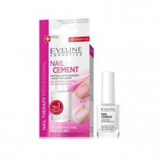 Tratament reparator pentru unghii, Eveline Cosmetics, Cement, 12 ml