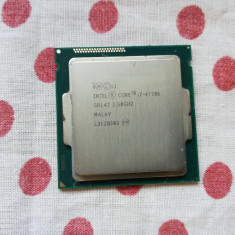 Procesor Intel Haswell Refresh, Core i7 4770K 3.5GHz,pasta cadou., Intel Core i7, 4