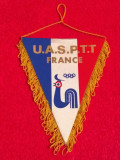 "Fanion Sportiv - Uniunea Asociatiilor Sportive ""UASPTT"" FRANTA"