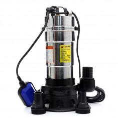 Pompa Submersibila Tagred cu Plutitor pentru Apa Murdara si Reziduala, Putere 2900W, Debit 25000 L/H