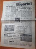 sportul 10 august 1984-jocurile olimpice los angeles,romania locul 2 la medalii