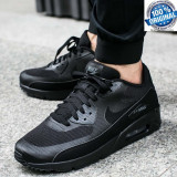 top ! ADIDASI ORIGINALI 100 % Nike Air Max 90 Ultra 2.0 Essential Black nr 38.5