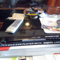 MILLENIUM MN 9603 5.1 CH DivX DVD Player SANYO Loader