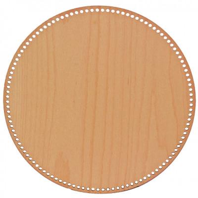 Baza din lemn pentru Crosetat Simpla - Fag - 35cm - 117o - 6mm foto
