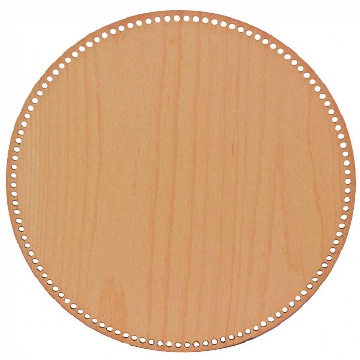 Baza din lemn pentru Crosetat Simpla - Fag - 35cm - 117o - 6mm