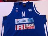 Maieu basket de colectie-CSU ASESOFT Ploiesti-jucatorul Vladimir TICA(`12-`14)