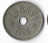 Moneda 10 bani 1906 - Romania