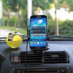 Suport Telefon Auto iPhone 5 5c 5s 6 6 Plus 6s 6s Plus 7 7 Plus 8 8 Plus X XS XS Max XR Cu Incarcator Wireless Qi