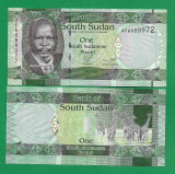 = SOUTH SUDAN - 1 POUND - 2011 - UNC     =