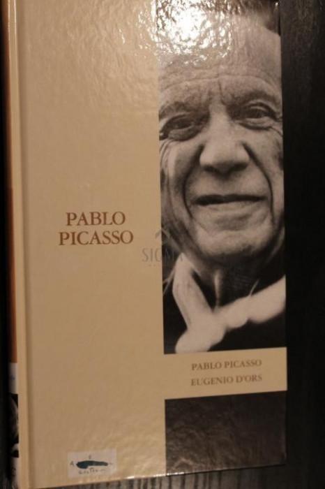 PABLO PICASSO en tres revisiones - EUGENIO D ORS